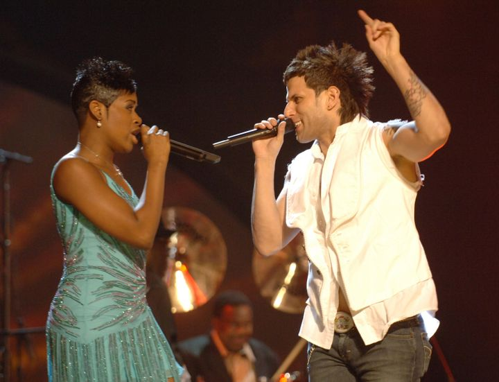 Lima performed at the 48th Annual GRAMMY Awards with Fantasia in 2006. He and his fellow bandmate,Brad Fischetti, had p