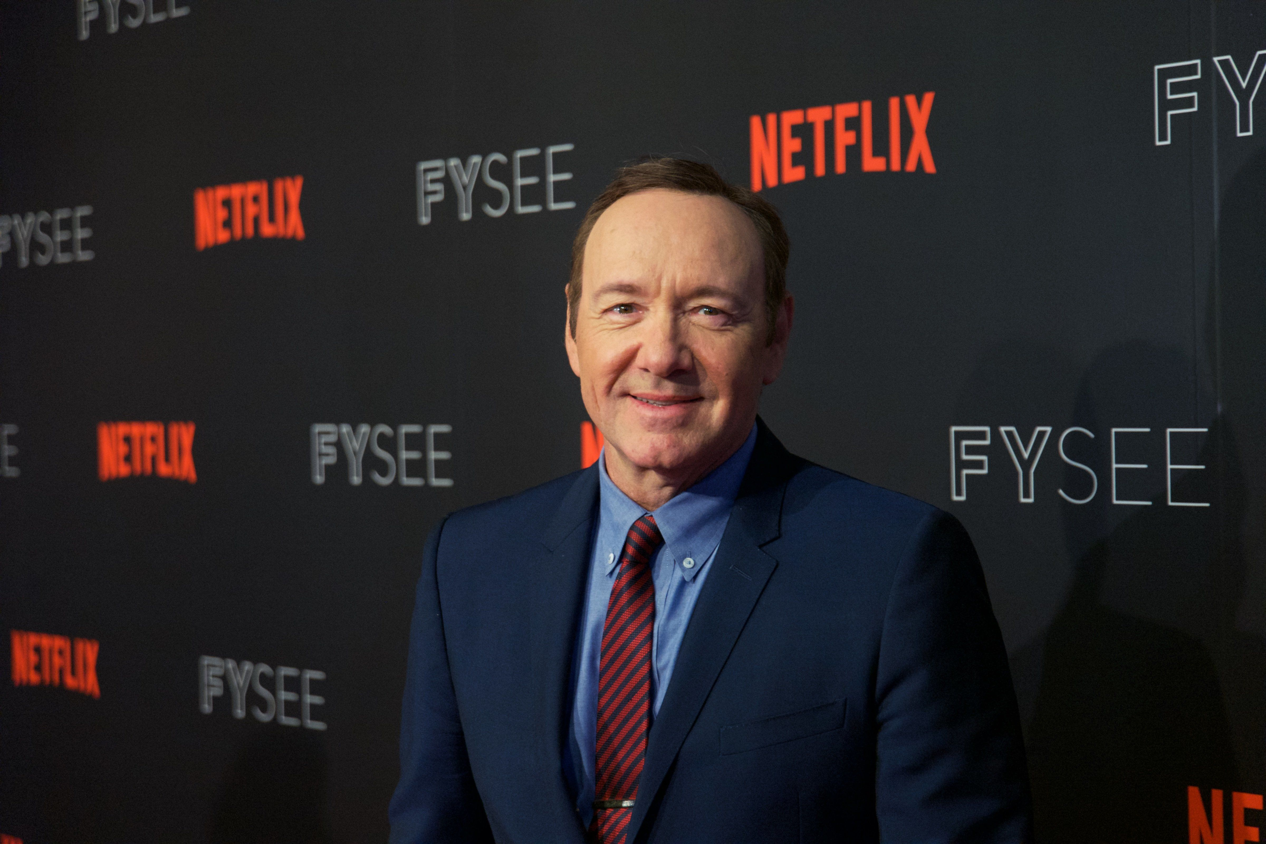 <strong>Kevin Spacey</strong>