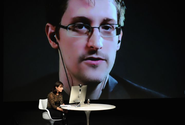 """What Snowden had was all the hard evidence, exposing programs that were beyond most people's imagination of what the g"