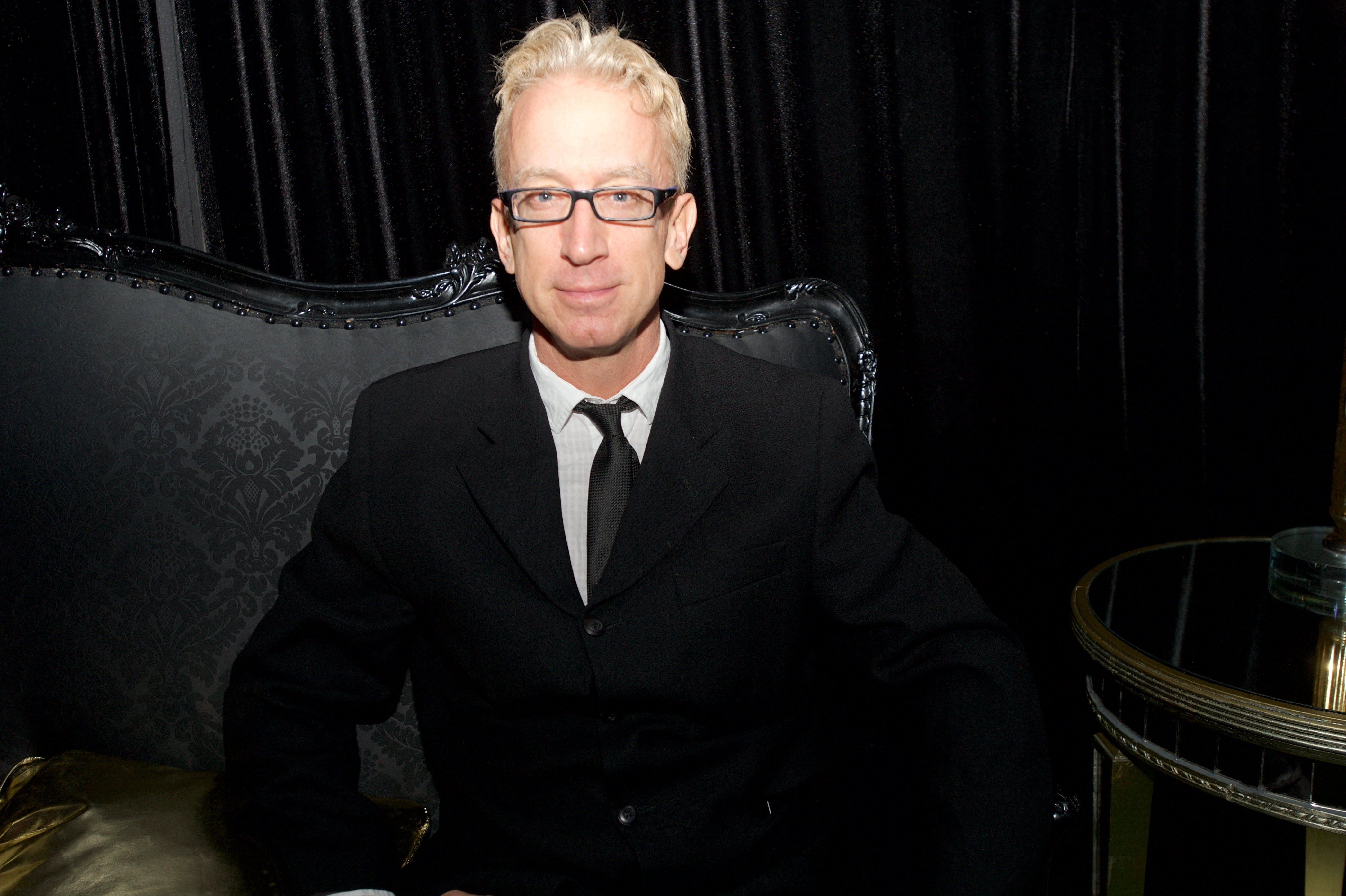 Andy Dick Fired From Film After Sexual Harassment Claims On