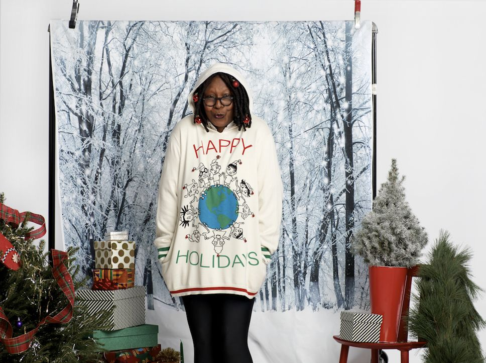 Whoopi Goldberg Explains Why Saying Happy Holidays Is Better Than