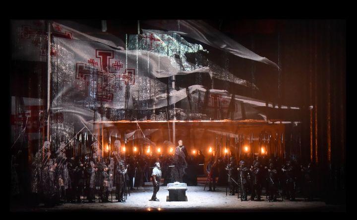 <p>Verdi's Jérusalem at the Teatro Regio, Parma</p>