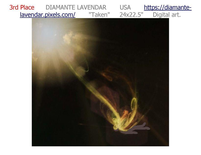 """<a rel=""""nofollow"""" href=""""https://diamante-lavendar.pixels.com/"""" target=""""_blank"""">LAVENDAR WEB SITE</a>"""