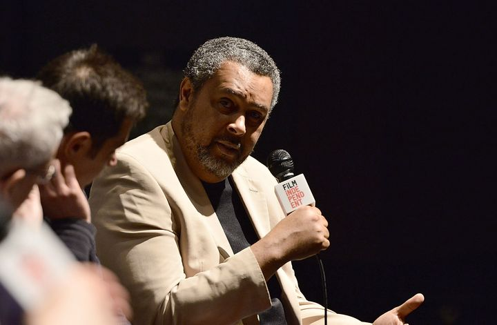 Filmmaker and University of Kansas professor Kevin Willmott.