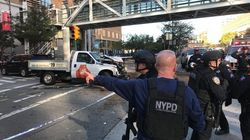 Eight Dead As Truck Drives Into Cyclists In New York Terror