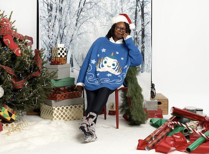 Whoopi Goldberg Explains Why Saying Happy Holidays Is
