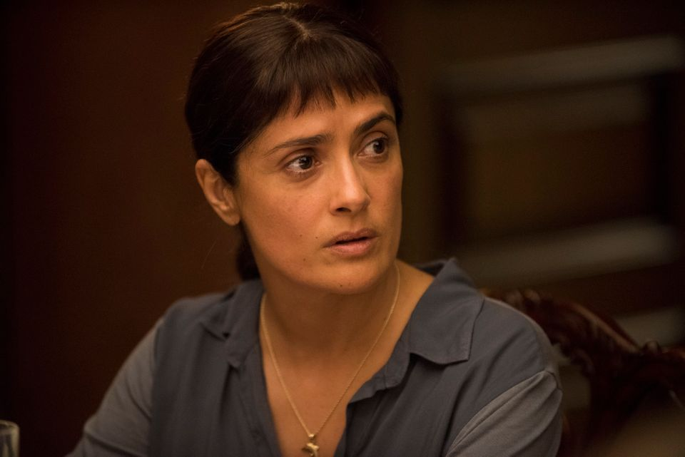 Hollywood has never known quite what to do with Salma Hayek, a nimble genre hopper without a distinct wheelhouse. ""