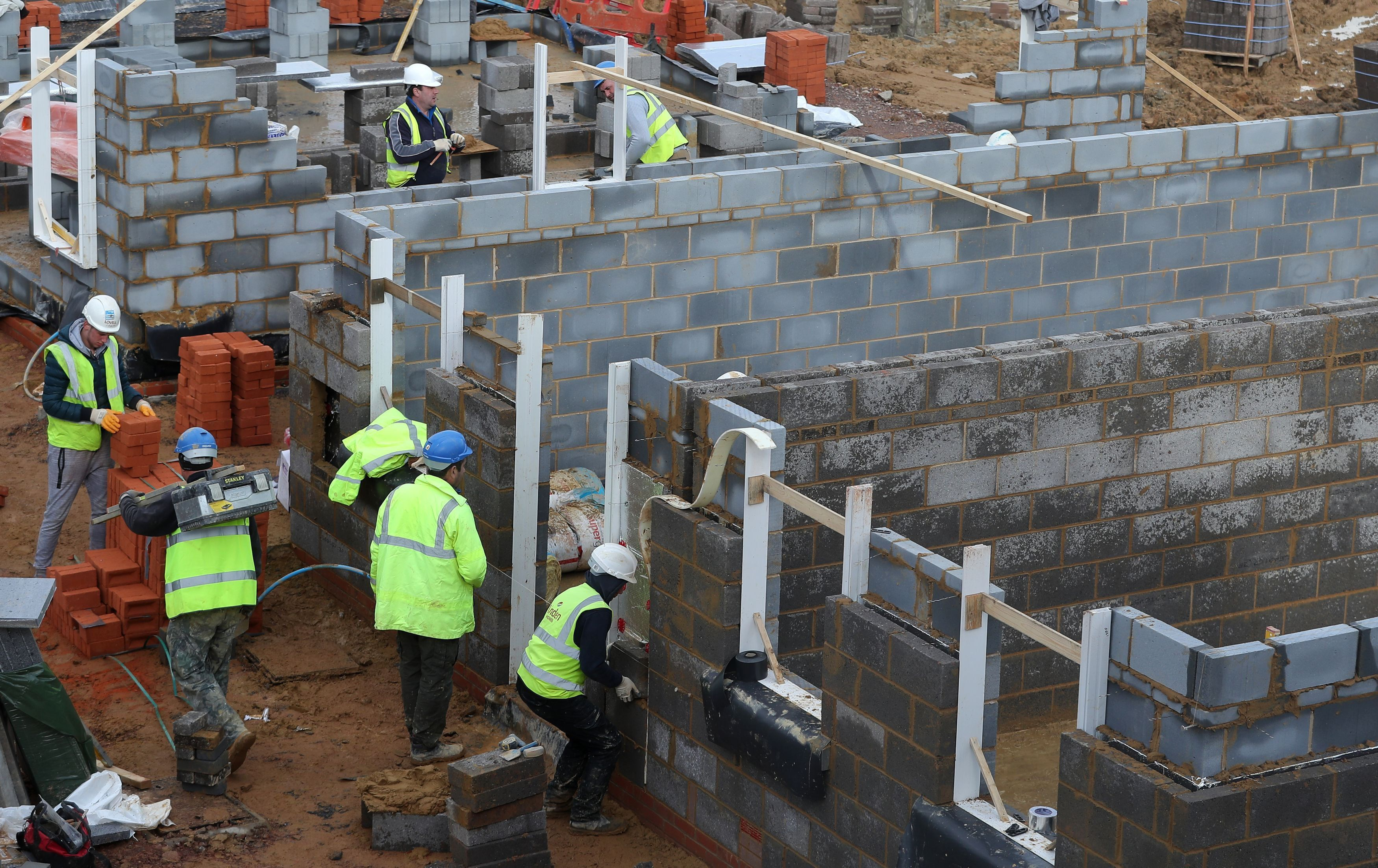 """House builders are using a """"legal loophole"""" to wriggle out of developing thousands of affordable homes in order to maximise profits a housing charity has"""