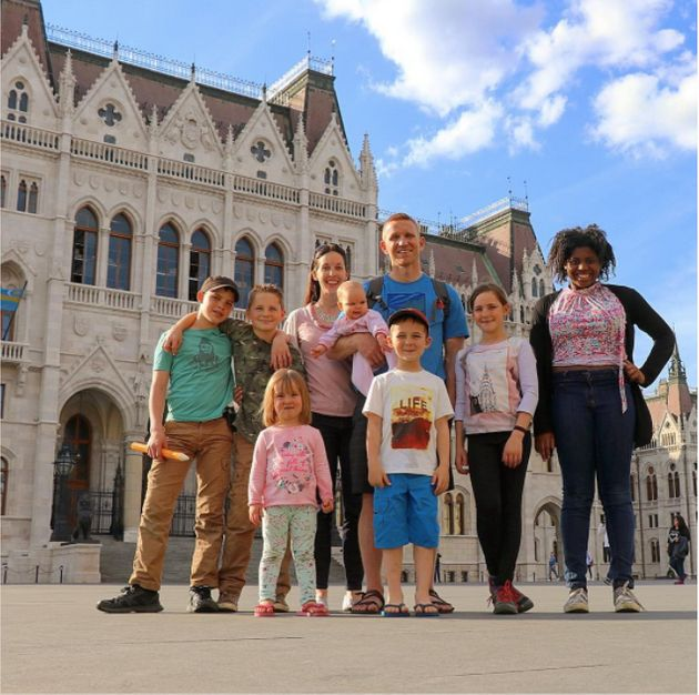 The family in Hungary in