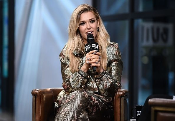 "Rachel Platten promotes her latest album ""Waves"" at BUILDseriesNYC."