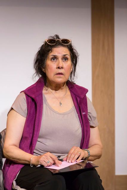 Socorro Santiago appears as Joan in<strong><em>Small Mouth Sounds</em></strong>