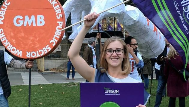 Labour is investigating claims that activist Bex Bailey, pictured, was discouraged by a party official...