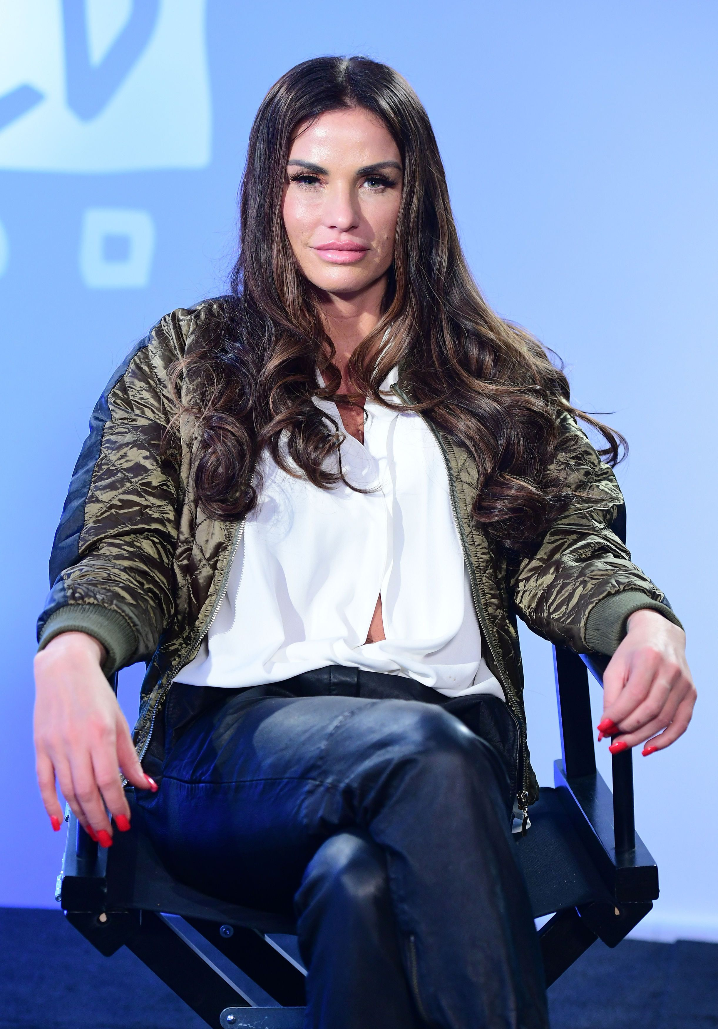 Katie Price Postpones Tour After 'Threats' To Her
