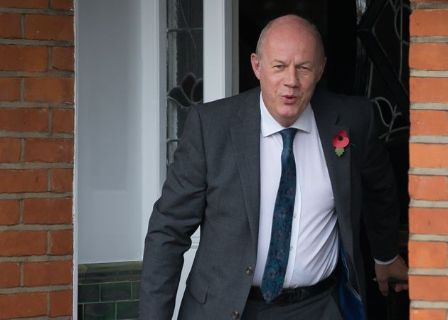 First Secretary of State Damian Green has also taken legal advice after claims made by the academic Kate