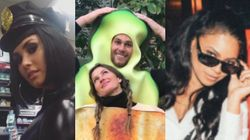 See The Celebrities Who Went All Out For Halloween This