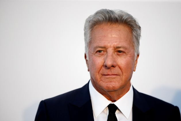 Dustin Hoffman accused of sexually harassing 17-year-old