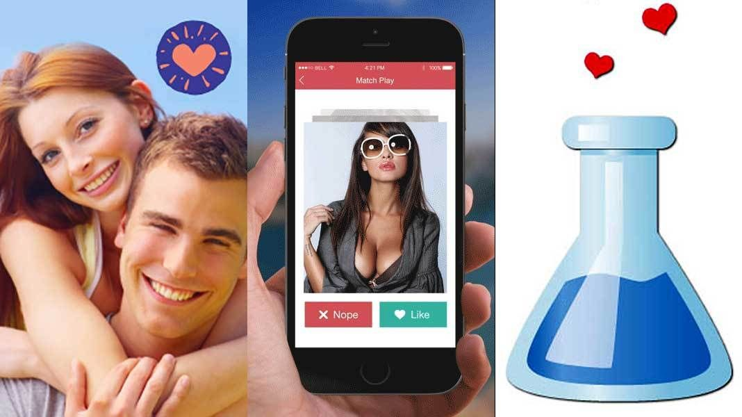 Dating site mobile apps