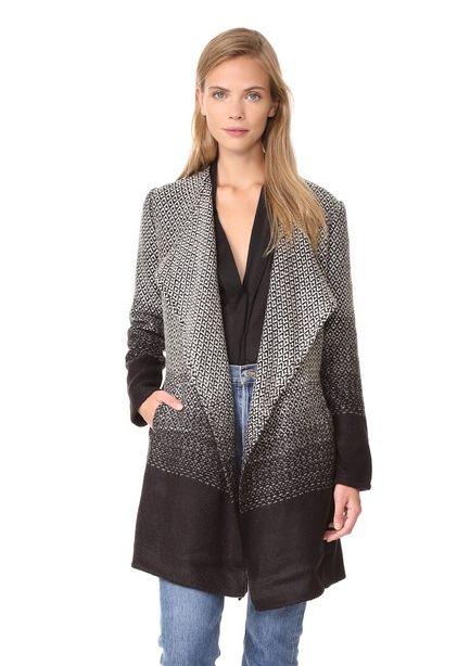"""Original price: $160<br>Sale price: <a href=""""https://www.shopbop.com/myles-blanket-coat-bb-dakota/vp/v=1/1556678804.htm?folde"""
