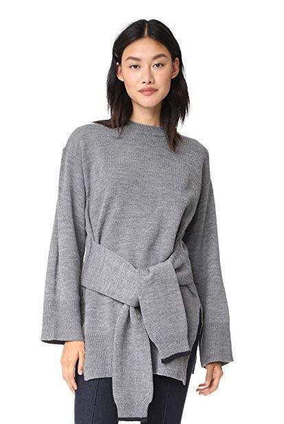 "Original price: $75<br>Sale price: <a href=""https://www.shopbop.com/tie-front-sweater-joa/vp/v=1/1537328967.htm?fm=pd_sb_pd_b"