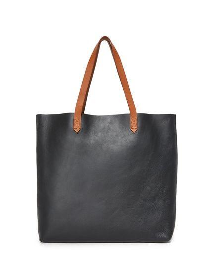 "Original price: $170<br>Sale price: <a href=""https://www.shopbop.com/transport-tote-madewell/vp/v=1/1521468887.htm?fm=pd_sb_p"