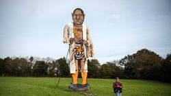 Harvey Weinstein Effigy To Be Set Ablaze At UK Bonfire