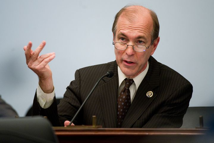 Scott Garrett lost his re-election bid for his congressional seat in New Jersey. Now he's President Donald Trump's nominee to