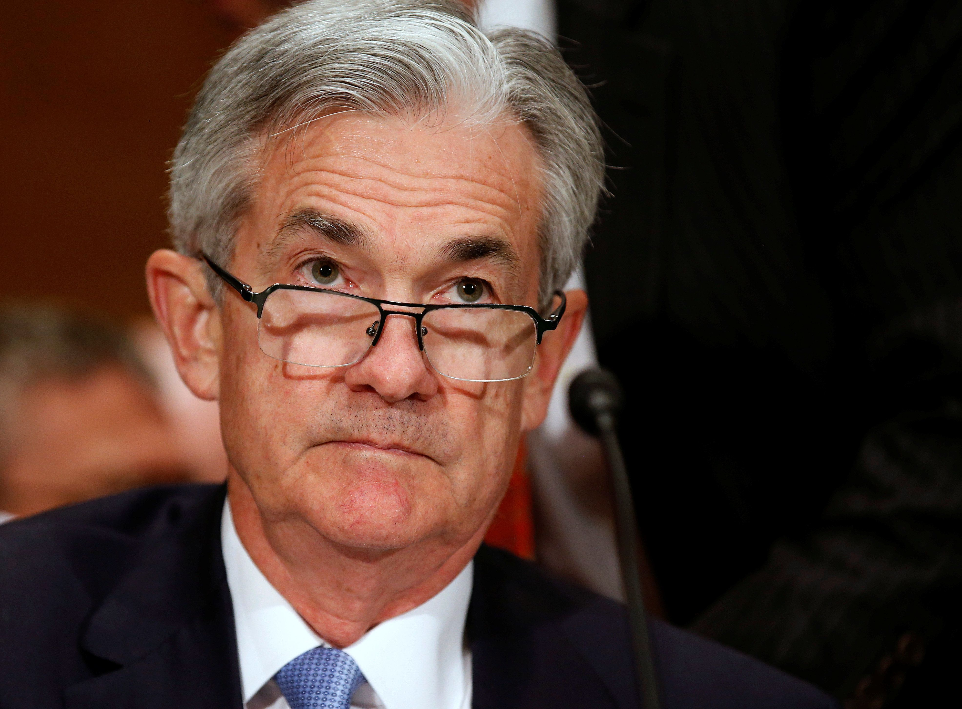 Progressives think they've dodged a bullet with the president's pick of Jerome Powell to chair the Federal Res