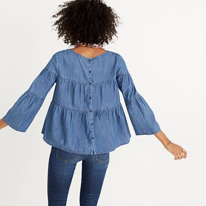 "So cute, so stylish and <i><a href=""https://www.madewell.com/madewell_category/DENIMBAR/moredenim/PRDOVR~H3417/H3417.js"