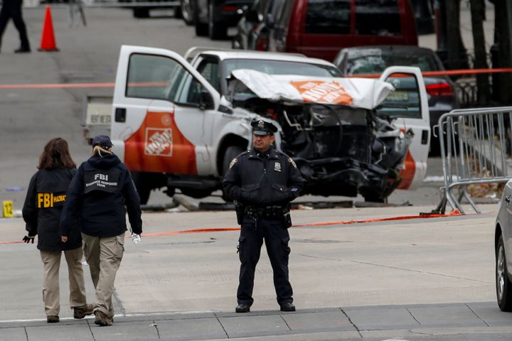 Despite intensified efforts, vehicular terrorist attacks such as the one in New York City on Oct. 31, 2017, remain hard