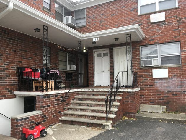 The exterior of the apartment Saipov was renting in Paterson, New