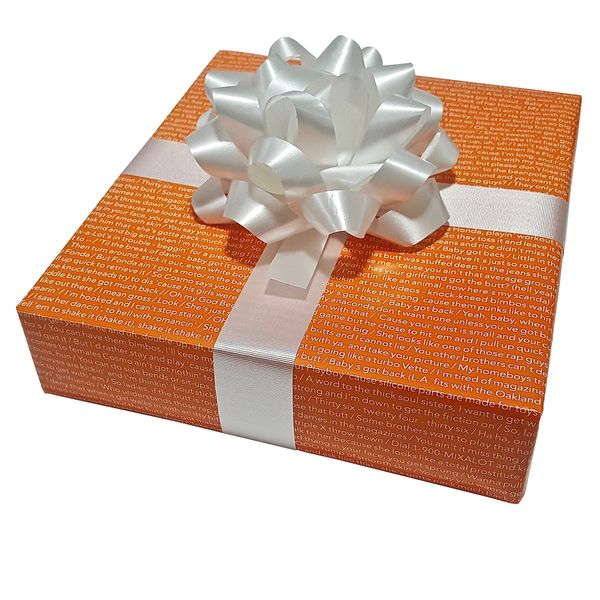 Gift wrap is a crucial part of the holiday gifting experience, but, sadly, most wrapping paper doesn't show any respect for o