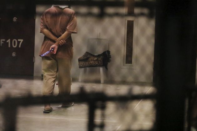 Some inmates have been held in Guantanamo Bay since