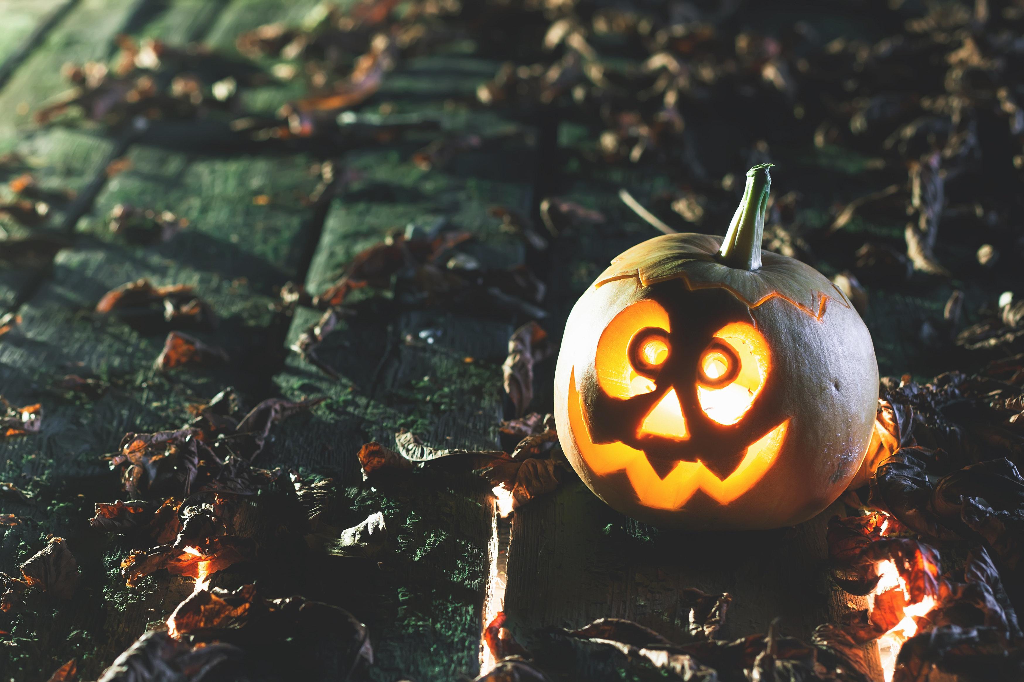 A baby born on Halloween was named Oskar Frankenstein.