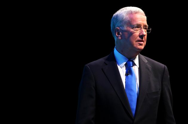 Michael Fallon has resigned as defence secretary over past behaviour