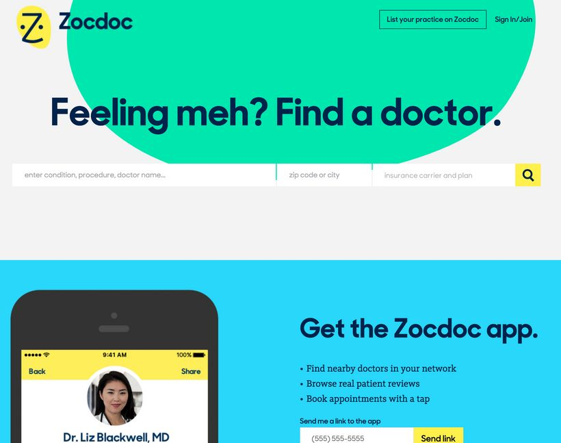 Zocdoc CEO Oliver Kharraz On Building A Billion Dollar