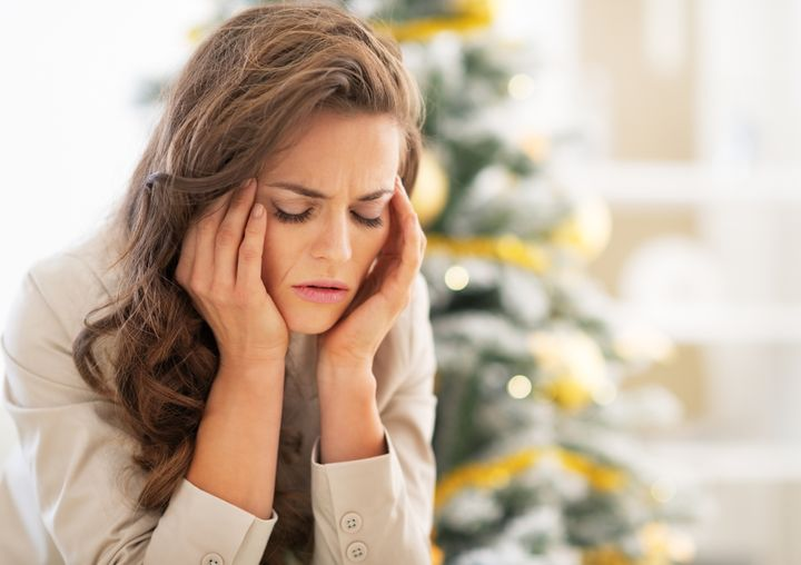 <p>The holidays aren't always joyful — especially if you're grieving. Be sure to take care of yourself first.</p>