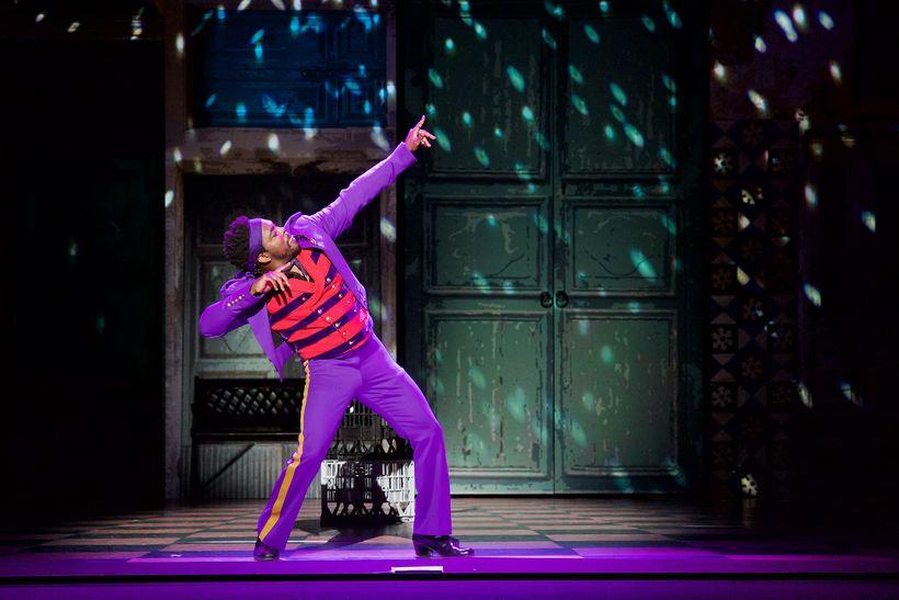 Will Liverman (Figaro) courtesy of Seattle Opera