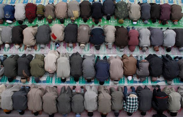 Allahu akbar is said during prayer and also in everyday conversations -- as an expression of