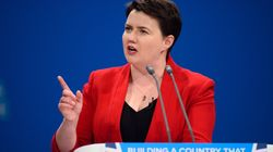 Ruth Davidson Says 'Dam Has Broken' On Westminster Sexual Harassment