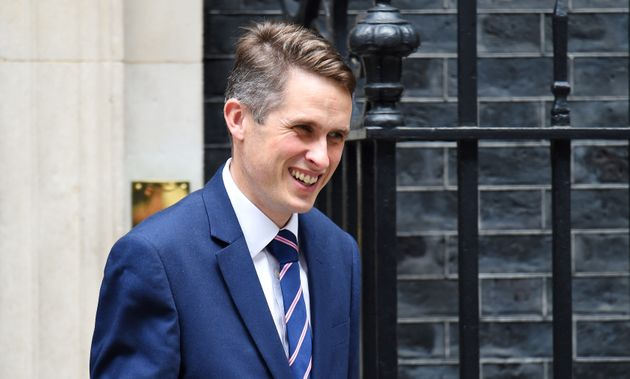 Gavin Williamson replaces Fallon as sex scandal widens