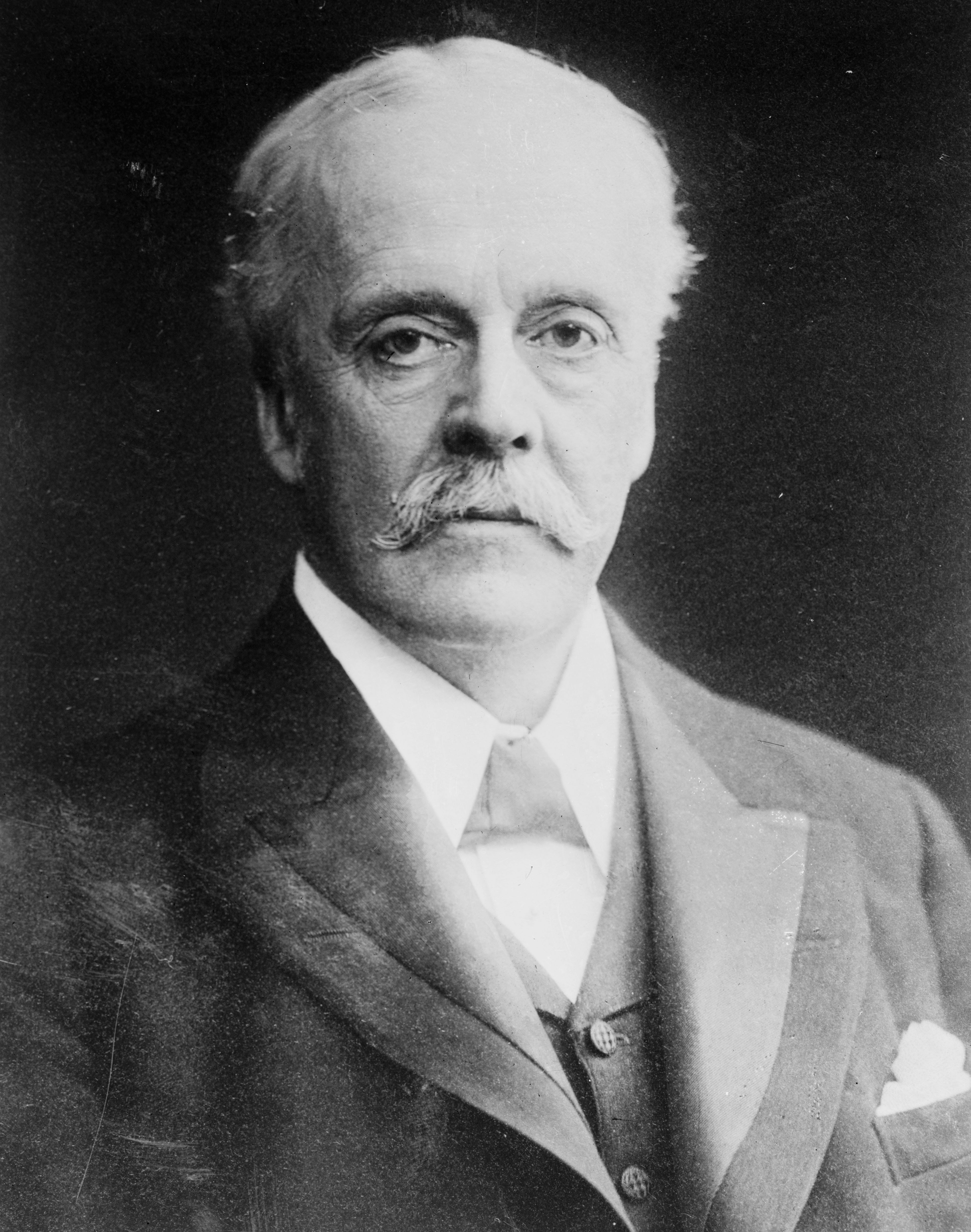 Arthur James Balfour, British Conservative politician and statesman. UK Prime Minister (1902-1905). In the Balfour Declaration, 1917, promising Jews a national home in Palestine. (Photo by: Photo12/UIG via Getty Images)