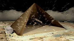 Mysterious 'Void' Found In Great Pyramid Of