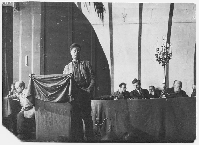 <strong>Claude McKay in the USSR</strong>