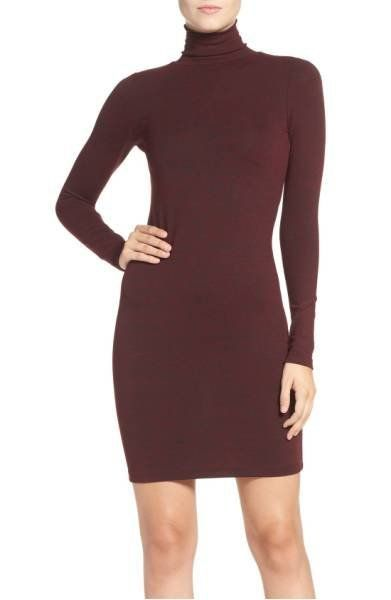 "40% off from $98. Get it <a href=""https://shop.nordstrom.com/s/french-connection-sweeter-turtleneck-sweater-dress/4464246?ori"