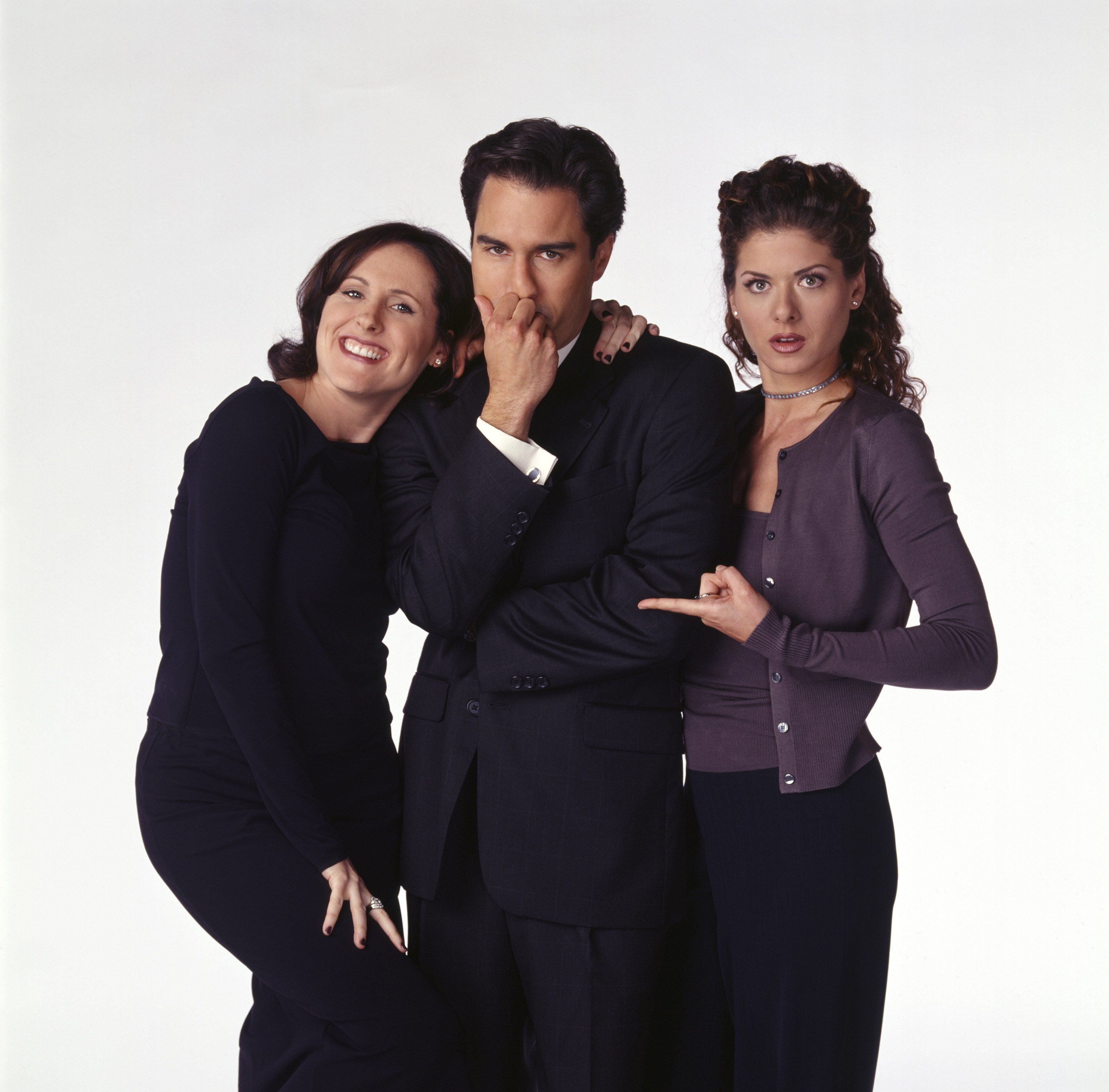 Molly Shannon Is Returning To 'Will &