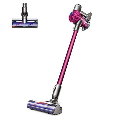"Original price: $400<br>Sale price: <a href=""https://www.ebay.com/itm/Dyson-SV04-V6-Motorhead-Cordless-Vacuum-Fuchsia-Refurbi"