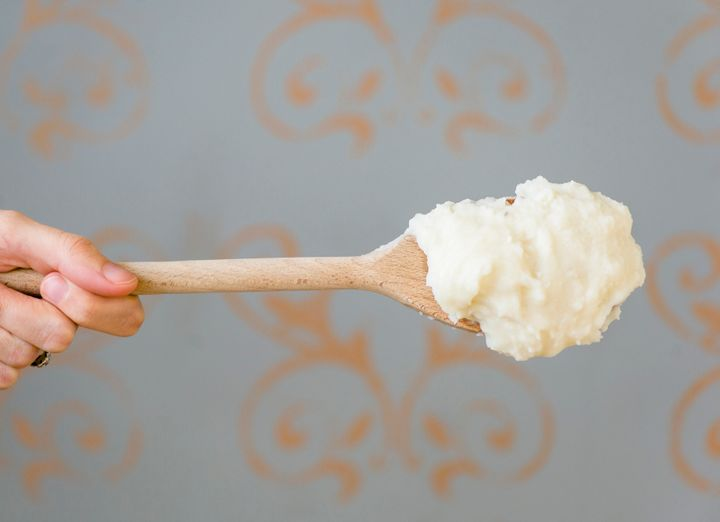 You won't feel guilty about licking these healthier, mashed potato alternatives directly from the spoon.