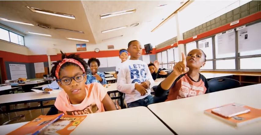 Sixth-Grade Teacher's Class Rap Will Get You Amped To Learn