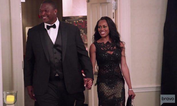 Chris and Monique Samuels