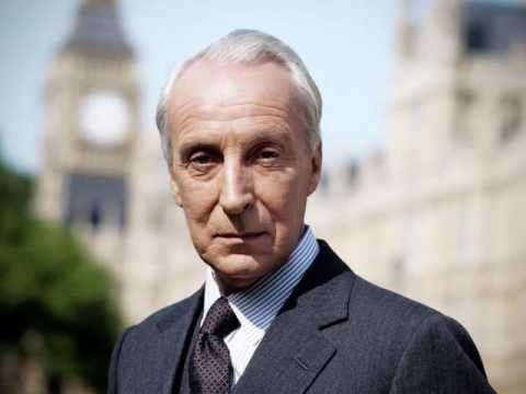 'House of Cards' chief whip, Francis Urquhart.